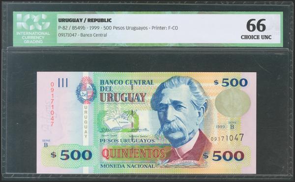 1403 - Billetes Extranjeros