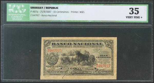 1407 - Billetes Extranjeros