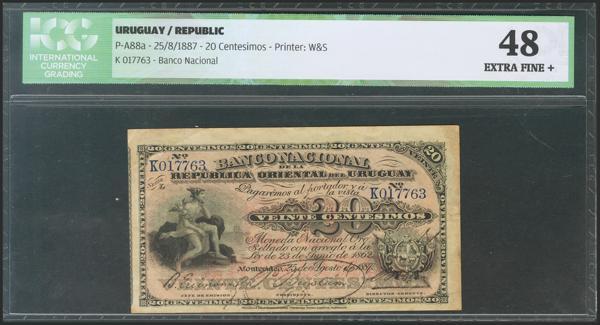 1408 - Billetes Extranjeros