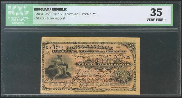 1409 - Billetes Extranjeros