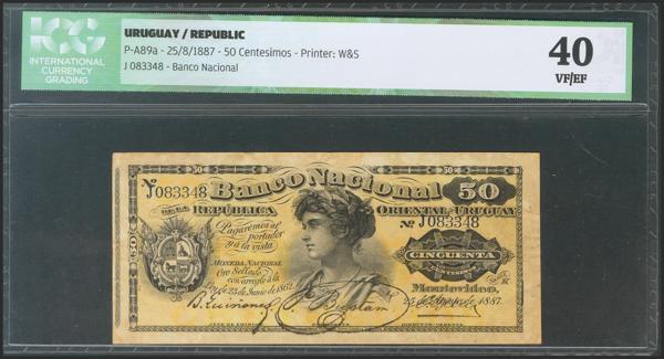 1411 - Billetes Extranjeros