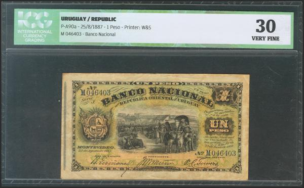 1412 - Billetes Extranjeros