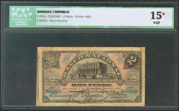 1413 - Billetes Extranjeros