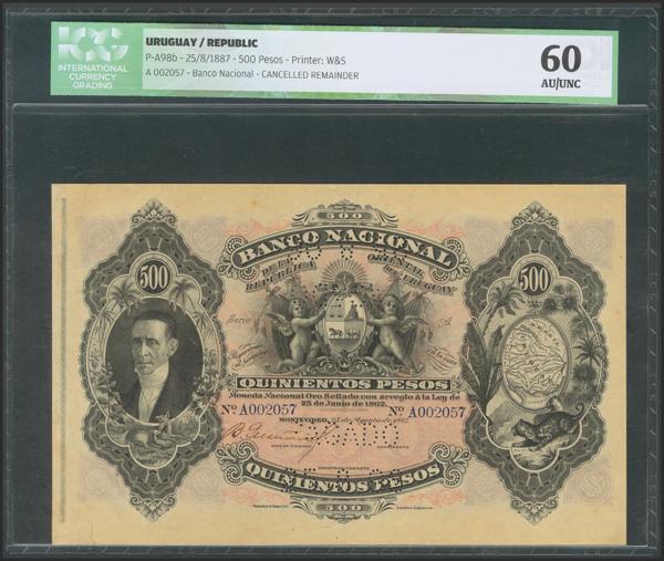 1416 - Billetes Extranjeros