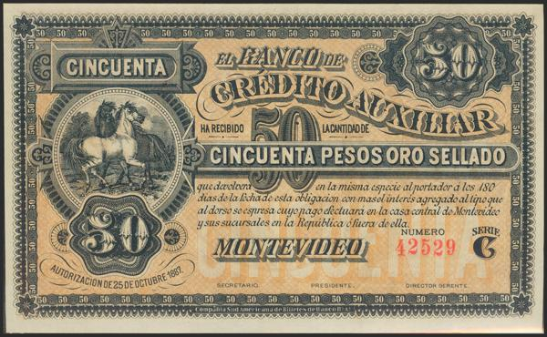 1417 - Billetes Extranjeros