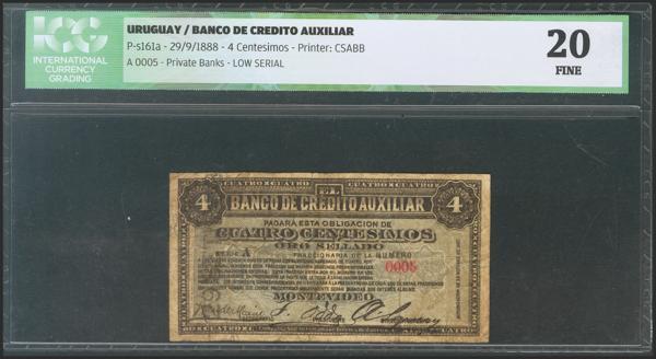 1418 - Billetes Extranjeros