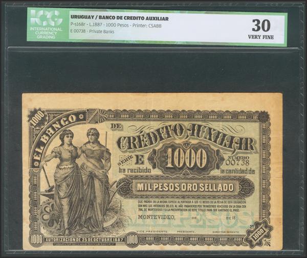 1419 - Billetes Extranjeros