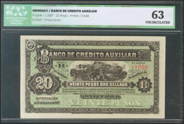 1420 - Billetes Extranjeros