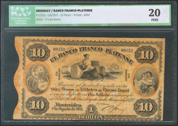 1421 - Billetes Extranjeros