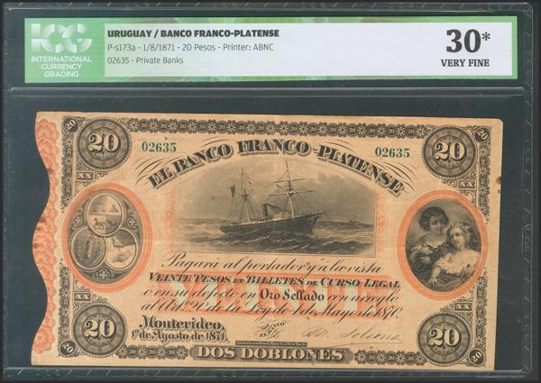 1422 - Billetes Extranjeros