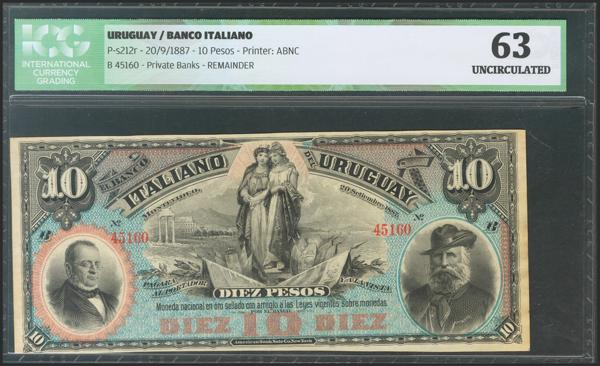 1423 - Billetes Extranjeros