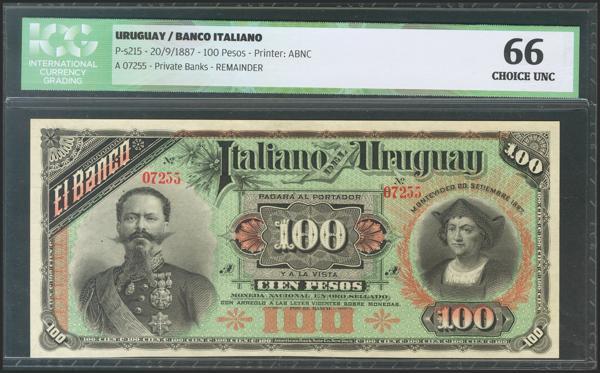 1424 - Billetes Extranjeros