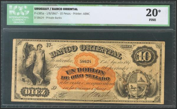 1425 - Billetes Extranjeros