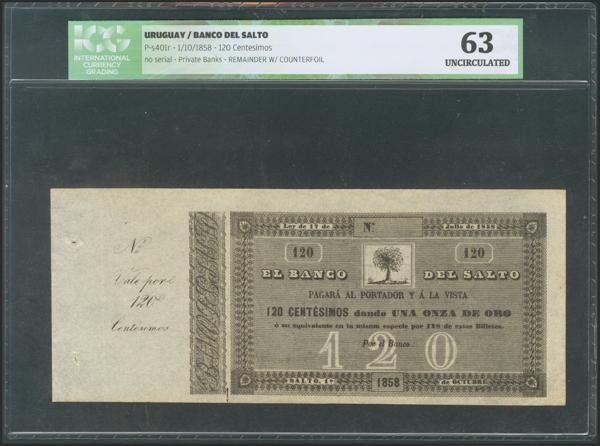 1426 - Billetes Extranjeros