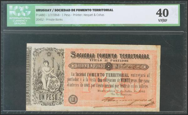 1428 - Billetes Extranjeros