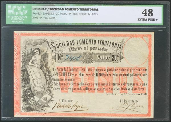 1429 - Billetes Extranjeros