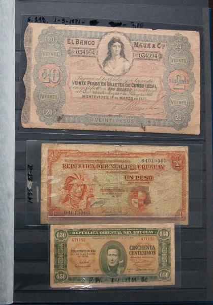 1430 - Billetes Extranjeros