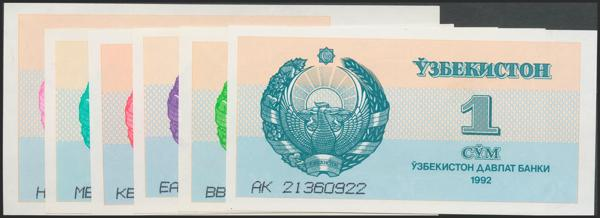 1432 - Billetes Extranjeros