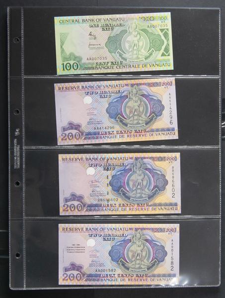 1435 - Billetes Extranjeros