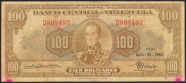 1437 - Billetes Extranjeros