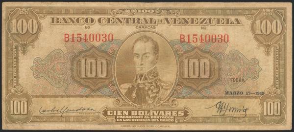 1438 - Billetes Extranjeros