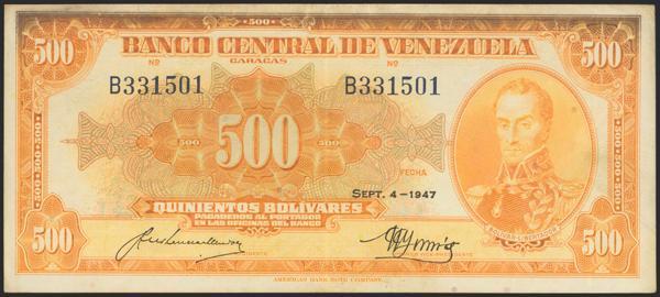 1444 - Billetes Extranjeros