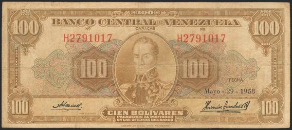1445 - Billetes Extranjeros