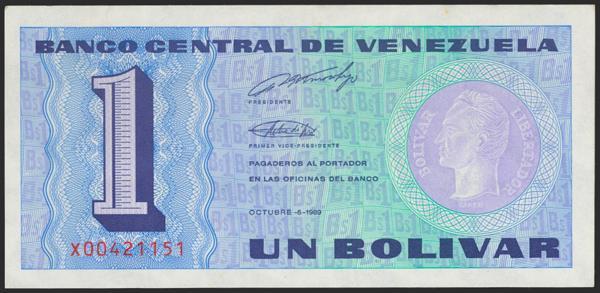 1447 - Billetes Extranjeros