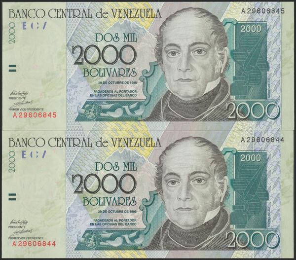 1450 - Billetes Extranjeros