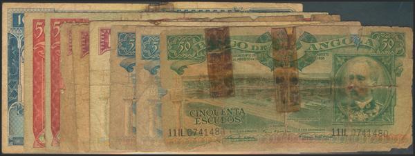 16 - Billetes Extranjeros