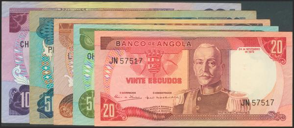 17 - Billetes Extranjeros