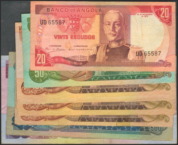 18 - Billetes Extranjeros