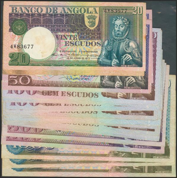 19 - Billetes Extranjeros