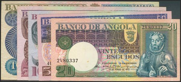 21 - Billetes Extranjeros
