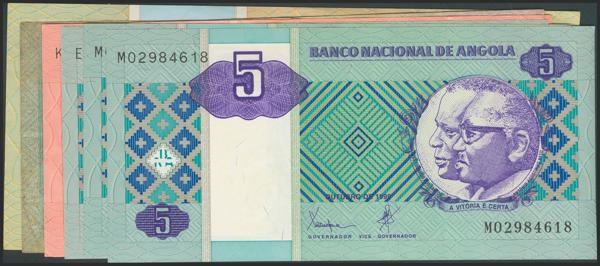 22 - Billetes Extranjeros