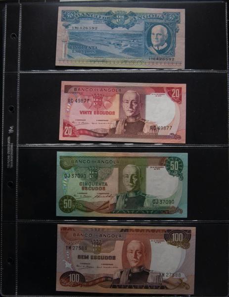 23 - Billetes Extranjeros