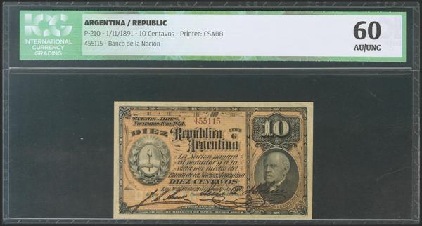 27 - Billetes Extranjeros