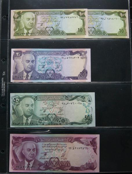 2 - Billetes Extranjeros