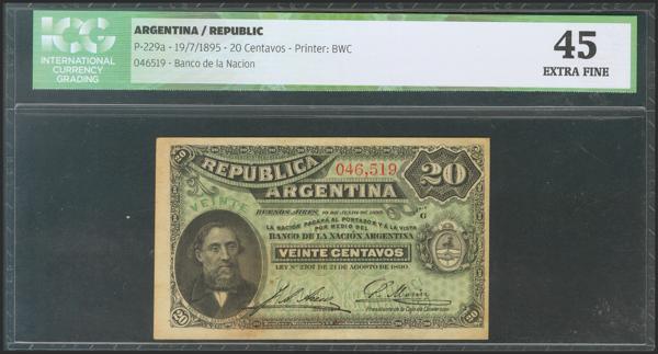 31 - Billetes Extranjeros