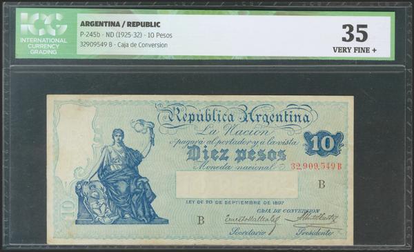 33 - Billetes Extranjeros
