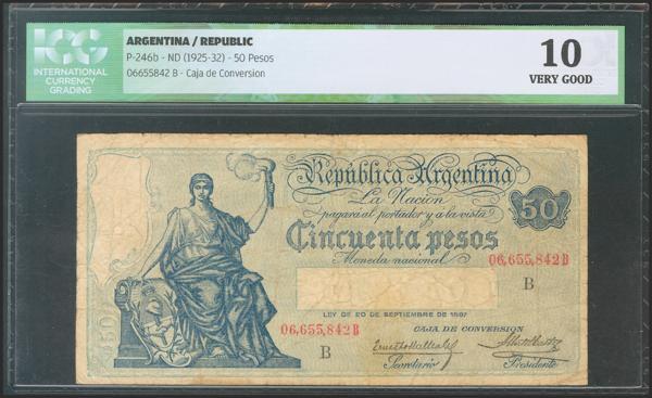 34 - Billetes Extranjeros