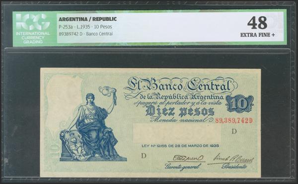 36 - Billetes Extranjeros