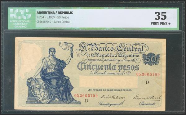 37 - Billetes Extranjeros