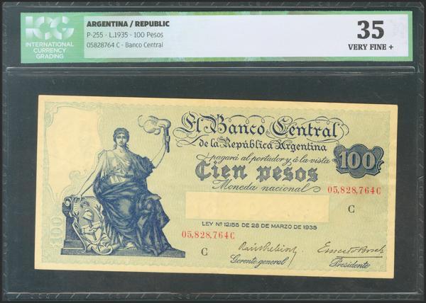 38 - Billetes Extranjeros