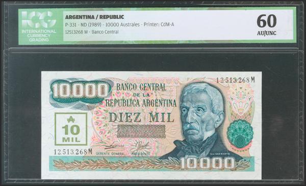 47 - Billetes Extranjeros