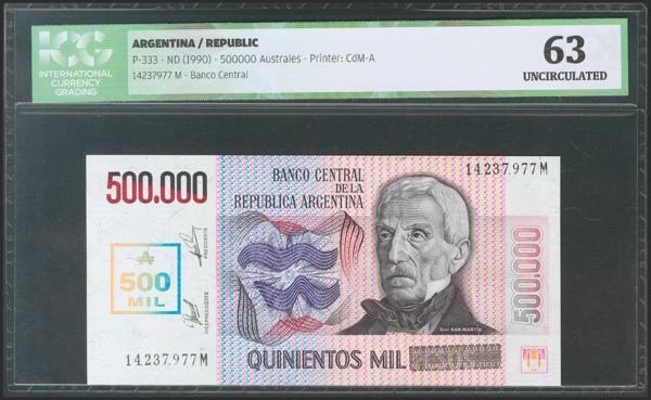 48 - Billetes Extranjeros