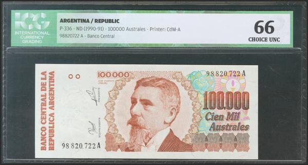 49 - Billetes Extranjeros