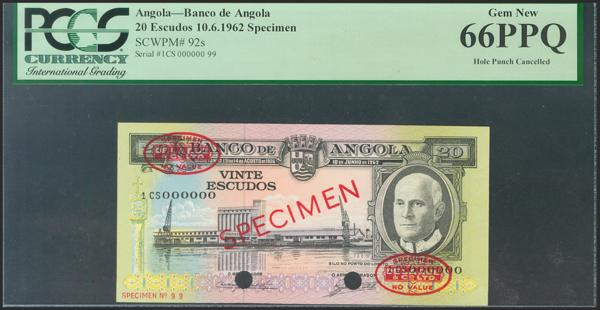 7 - Billetes Extranjeros