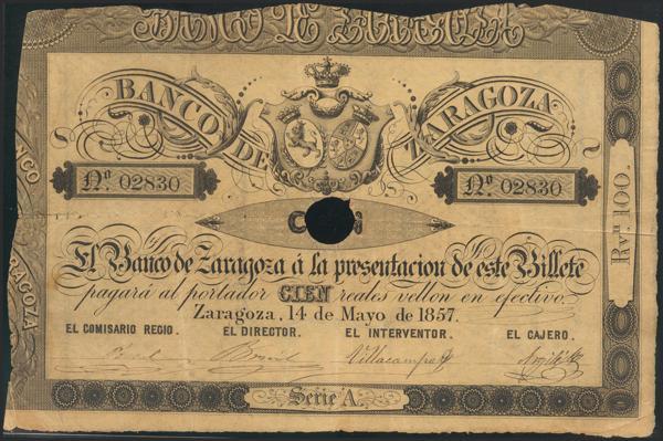 2001 - Billetes Españoles