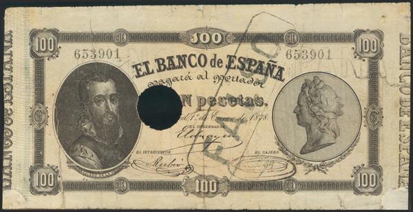 2007 - Billetes Españoles